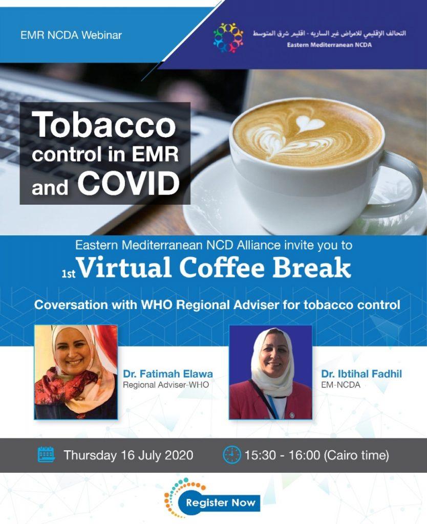 Coffee break Webinar 1